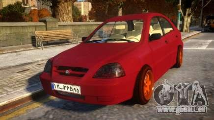 Kia Rio 2005 pour GTA 4