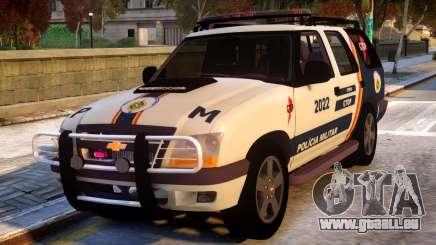 Chevrolet Blazer 2010 - GTOP PMDF für GTA 4