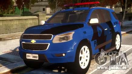 Chevrolet Trailblazer 2015 für GTA 4