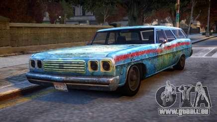 Wrecked Regina für GTA 4