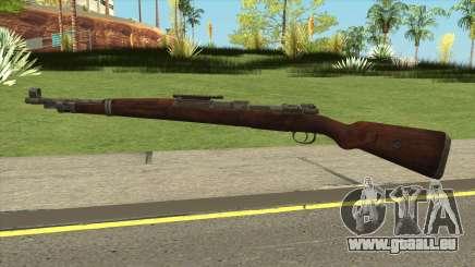 PUBG KAR98K für GTA San Andreas