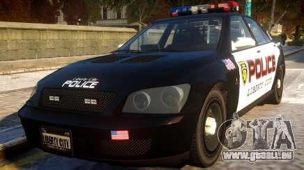 Sultan Police 1.0 pour GTA 4