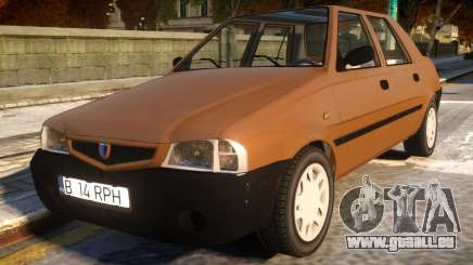 Dacia Solenza Plastic pour GTA 4