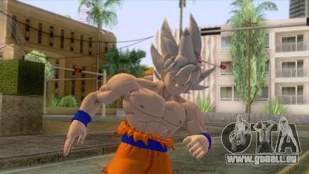 Skin Goku Instinto Superior Dominado pour GTA San Andreas
