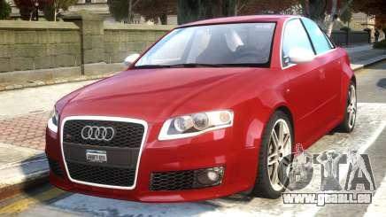 Audi RS4 v1.0 pour GTA 4