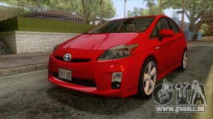 Toyota Prius 2010 pour GTA San Andreas