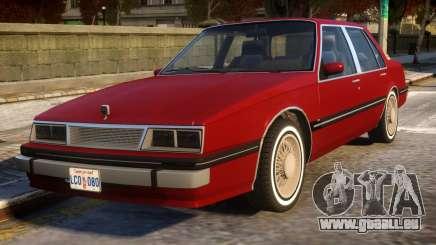 Improved Willard 1986 für GTA 4