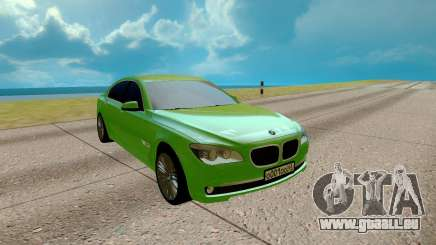 BMW 760Li für GTA San Andreas