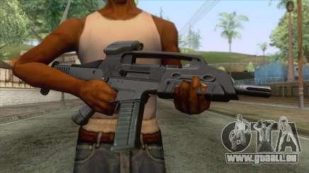 XM8 Compact Rifle Black für GTA San Andreas