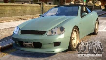 Feltzer to Mercedes-Benz für GTA 4