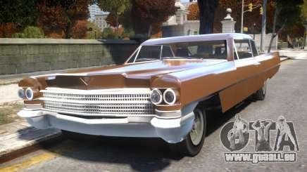 Cadillac De Ville pour GTA 4