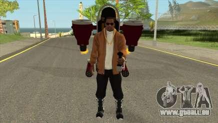 Jetpack Mammoth Thruster V2 GTA V pour GTA San Andreas