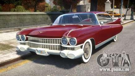 Cadillac Eldorado Classic für GTA 4