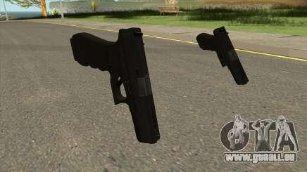 PUBG Glock 18C pour GTA San Andreas