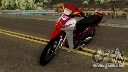 Yamaha SStwo RS v2 pour GTA San Andreas