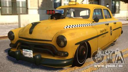Quicksilver Windsor Taxi für GTA 4