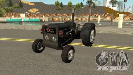 BTR Tractor pour GTA San Andreas