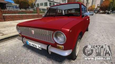 Lada 2101 Murat 124 für GTA 4
