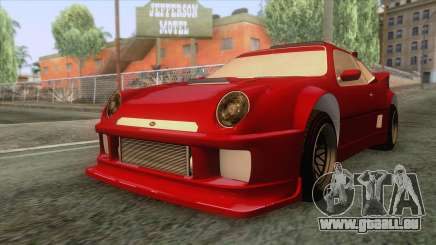 GTA 5 - Vapid GB200 pour GTA San Andreas