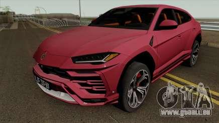 Lamborghini Urus 2018 pour GTA San Andreas