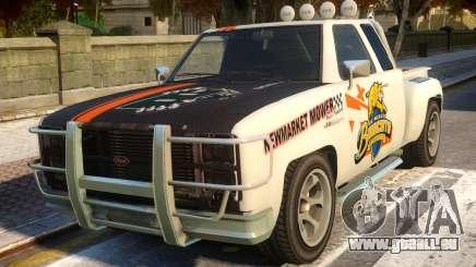 Bobcat Super 4X4 pour GTA 4