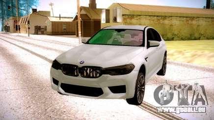 BMW M5 F90 für GTA San Andreas