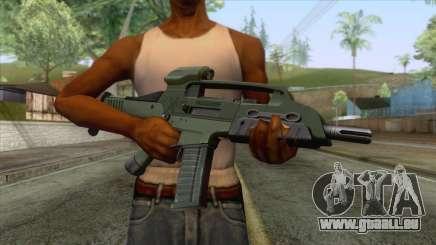 XM8 Compact Rifle Green für GTA San Andreas