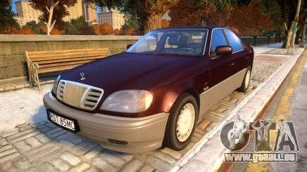 1999 Daewoo Chairman CM600S pour GTA 4