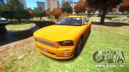 Bravado Buffalo Standard V6 pour GTA 4