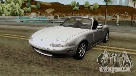 Mazda MX-5 Miata 1.8 1995 für GTA San Andreas
