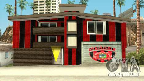 Usma Club House In Santa Maria Beach pour GTA San Andreas