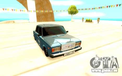 Deux mille cent sept pour GTA San Andreas