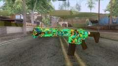 Gunrunning Carbine Mk.2 Revelations Camo v1
