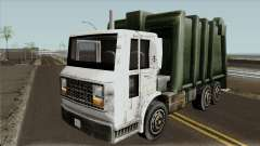 Old 01 Dirty Trashmaster pour GTA San Andreas
