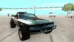 Equus Bass 770 für GTA San Andreas