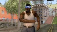 Crips & Bloods Fam Skin 5 pour GTA San Andreas