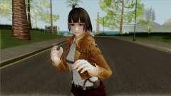 Naotora Extra Costume 01 Attack on Titan für GTA San Andreas
