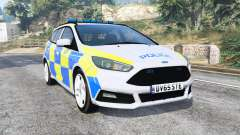 Ford Focus ST Turnier (DYB) Police [replace]