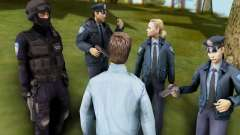 Croate Agents De Police Pack pour GTA San Andreas