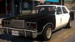 Marbella Police ELS für GTA 4