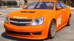 Presidente Facelift für GTA 4