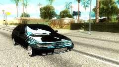 Lada 112 Black Edition für GTA San Andreas