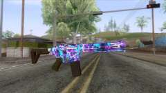 Gunrunning Carbine Mk.2 Revelations Camo v2 pour GTA San Andreas