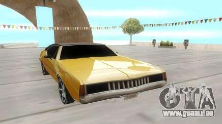 Clover pour GTA San Andreas