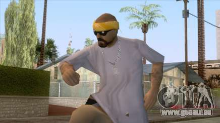 Crips & Bloods Lsv Skin 1 pour GTA San Andreas