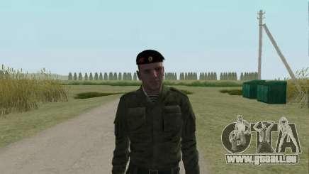 Matelot de la marine de la Fédération de pour GTA San Andreas