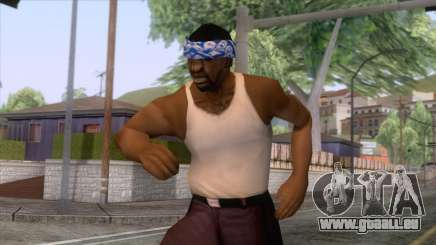 Crips & Bloods Fam Skin 3 pour GTA San Andreas