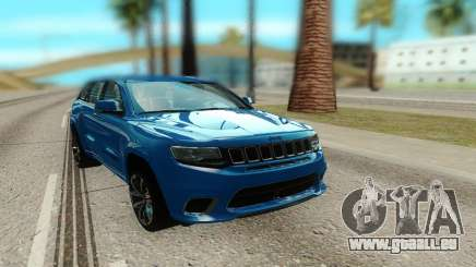 Jeep Grand Cherokee SRT pour GTA San Andreas