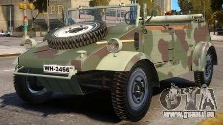 Volkswagen Kübelwagen für GTA 4