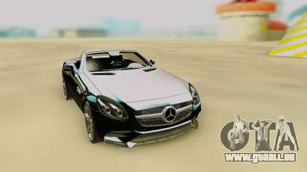 Mercedes-Benz SLC 300 für GTA San Andreas